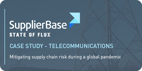 SupplierBase - Case Study - Telecommunications