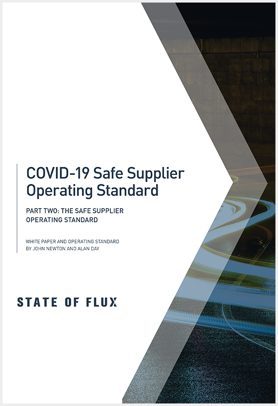 State of Flux - COVID-19 and Safe Supplier Operability - Part Two-1